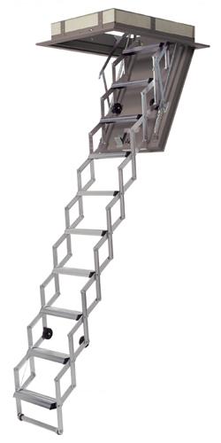 MidMade LUX PROFFS SAX Loft Ladder
